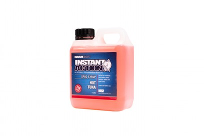"NASH INSTANT ACTION SPOD SYRUP "" HOT TUNA "" 1 LITRO"