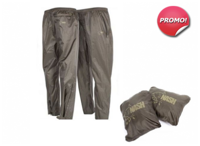 NASH PACKAWAY WATERPROOF TROUSER