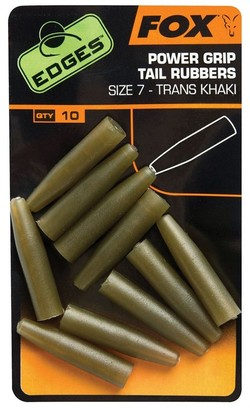 FOX EDGES SIZE 7 POWER GRIP TAIL RUBBER