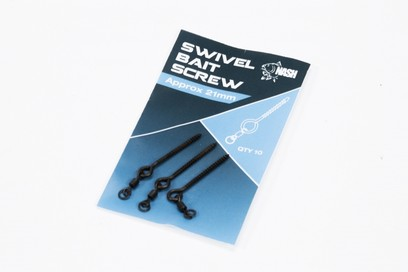 NASH SWIVEL BAIT SCREW 8 MM