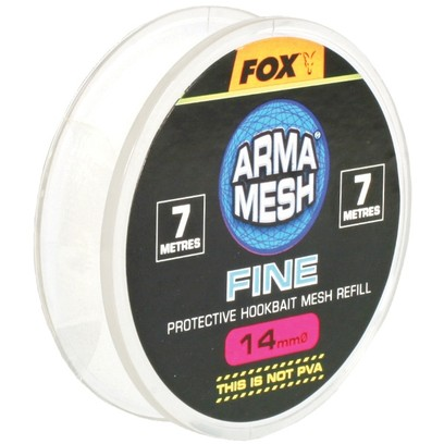 FOX RETE DI RICAMBIO ARMAMESH FINE 14 MM, 7 MT