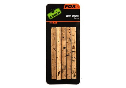 FOX EDGES 6 MM CORK STICKS