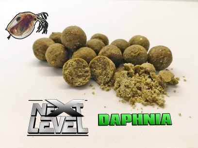 "ESSENCE BAITS "" NEXT LEVEL "" DAPHNIA BOILIES 750 GR"