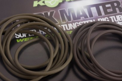 KORDA DARK MATTER RIG TUBE GRAVEL BROWN
