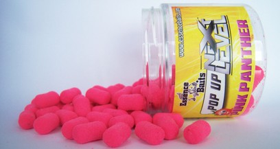 "ESSENCE BAITS POP UP DUMBELL 15 MM ""NEXT LEVEL"" PINK PANTHER 70 GR"