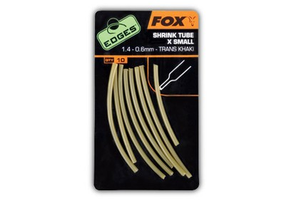 FOX EDGES SHRINK TUBE XS 1,4- 0,6 MM KHAKI