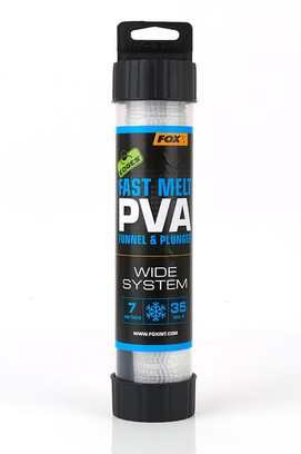 FOX EDGES PVA MESH SYSTEM  (35 MM) 7 MT
