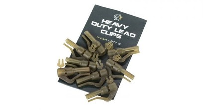 NASH HEAVY DUTY LEAD CLIP