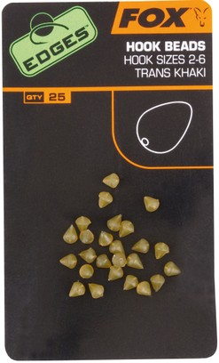 FOX EDGES HOOK BEADS ( HOOK SIZE 2-6 )