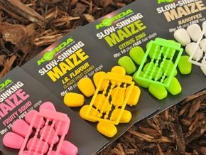 "KORDA SLOW SINKING MAIZE "" FRUITY SQUID "" PINK"