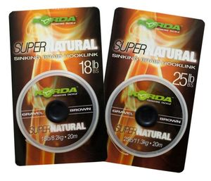 KORDA SUPER NATURAL MARRONE 25 lb