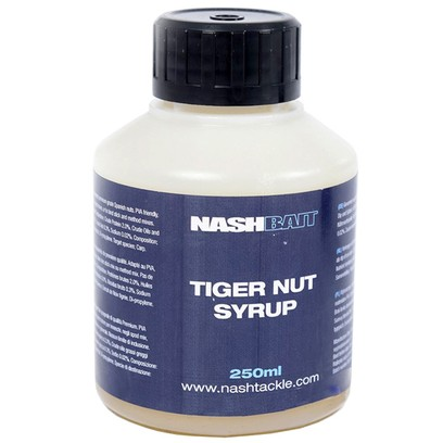 NASH TIGER NUT SYRUP 250 ML