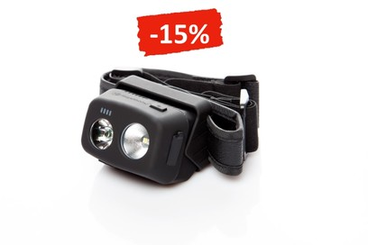 RIDGE MONKEY VRH300 RECHARGEABLE HEADTORCH