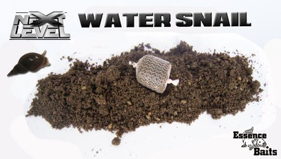 "ESSENCE BAITS "" NEXT LEVEL "" WATER SNAILS + (OYSTER-GLM) STICK MIX"